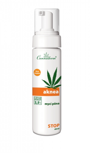 Aknea mycí pěna NEW 180ml