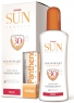 SWISS SUNProtect spray SPF30 200+50 ml + Swiss Panthenol mléko 50ml ZDARMA